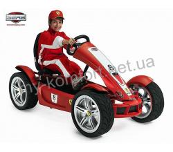 Веломобиль Berg Ferrari FXX Exclusive BF-7 1