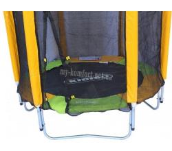 Батут KIDIGO™ 140 см. с защитной сеткой BT140 1