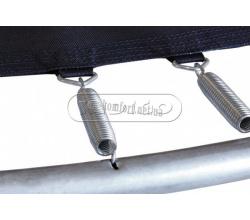 Батут KIDIGO™ 140 см. с защитной сеткой BT140 6