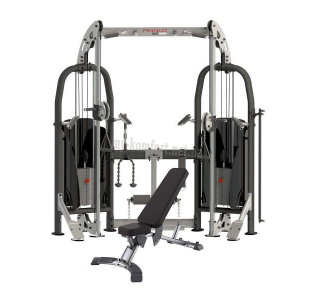 Кроссовер 3960 Finnlo MAXIMUM Free Trainer со скамьей