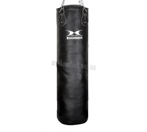 Боксерский мешок Hammer Premium Leather 100х35