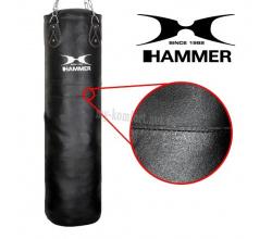 Боксерский мешок Hammer Premium Leather 100х35 1