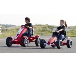 Веломобиль Berg Ferrari F1 1