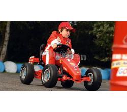Веломобиль Berg Ferrari F1 2