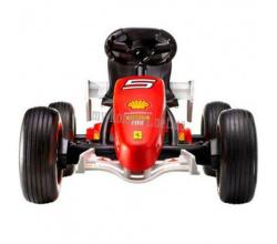 Веломобиль Berg Ferrari F150 Italia pedal go-kart (F1) BFR 2