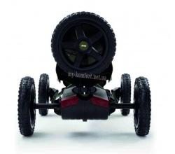 Веломобиль Berg Jeep Adventure pedal go-kart 2