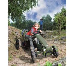 Веломобиль Berg Jeep Adventure pedal go-kart 4