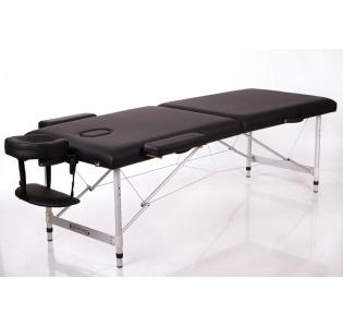 Массажный стол RESTPRO ALU 2 Черный
