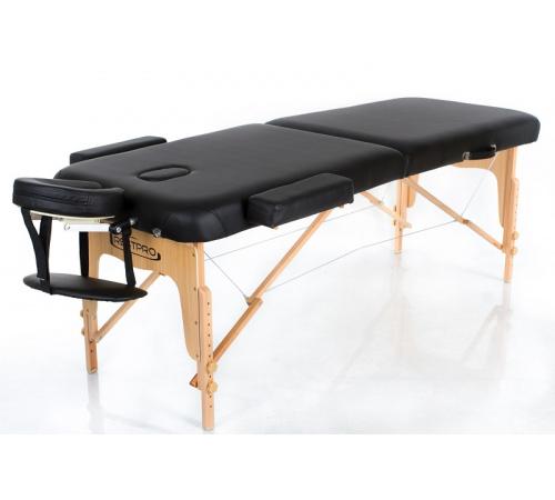 Массажний стол RESTPRO VIP 2 Черный