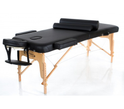 Массажний стол RESTPRO VIP 2 Черный 12