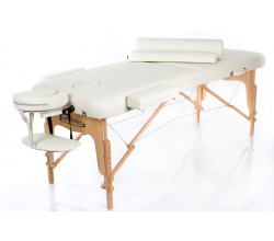 Массажный стол RESTPRO VIP 2 Бежевый 11