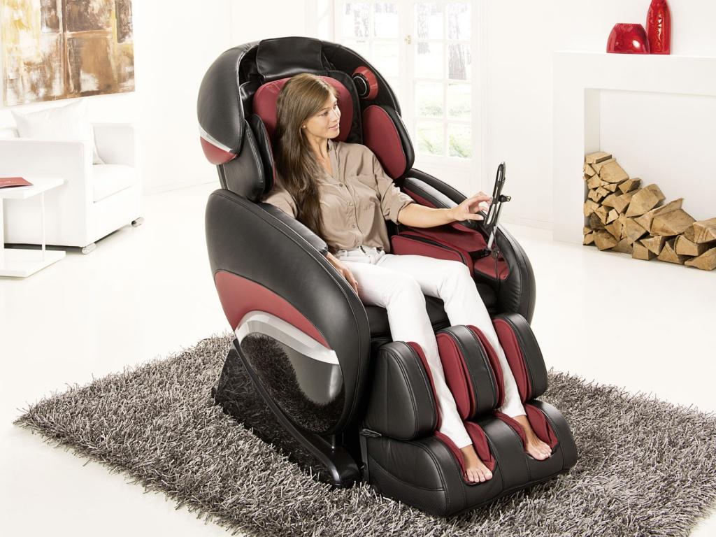 кресло для массажа