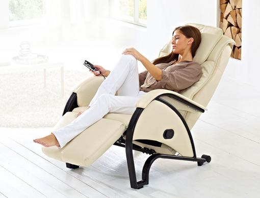 кресло офисное с массажем