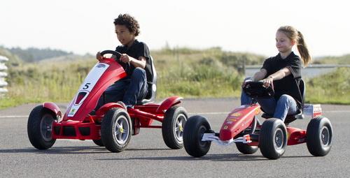 Berg Ferrari F1-2