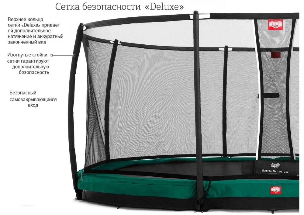 Защитная сетка Berg Deluxe 14 ft 430 см - фото 1