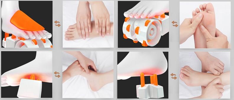 Массажер для ног Leg&Foot Mini